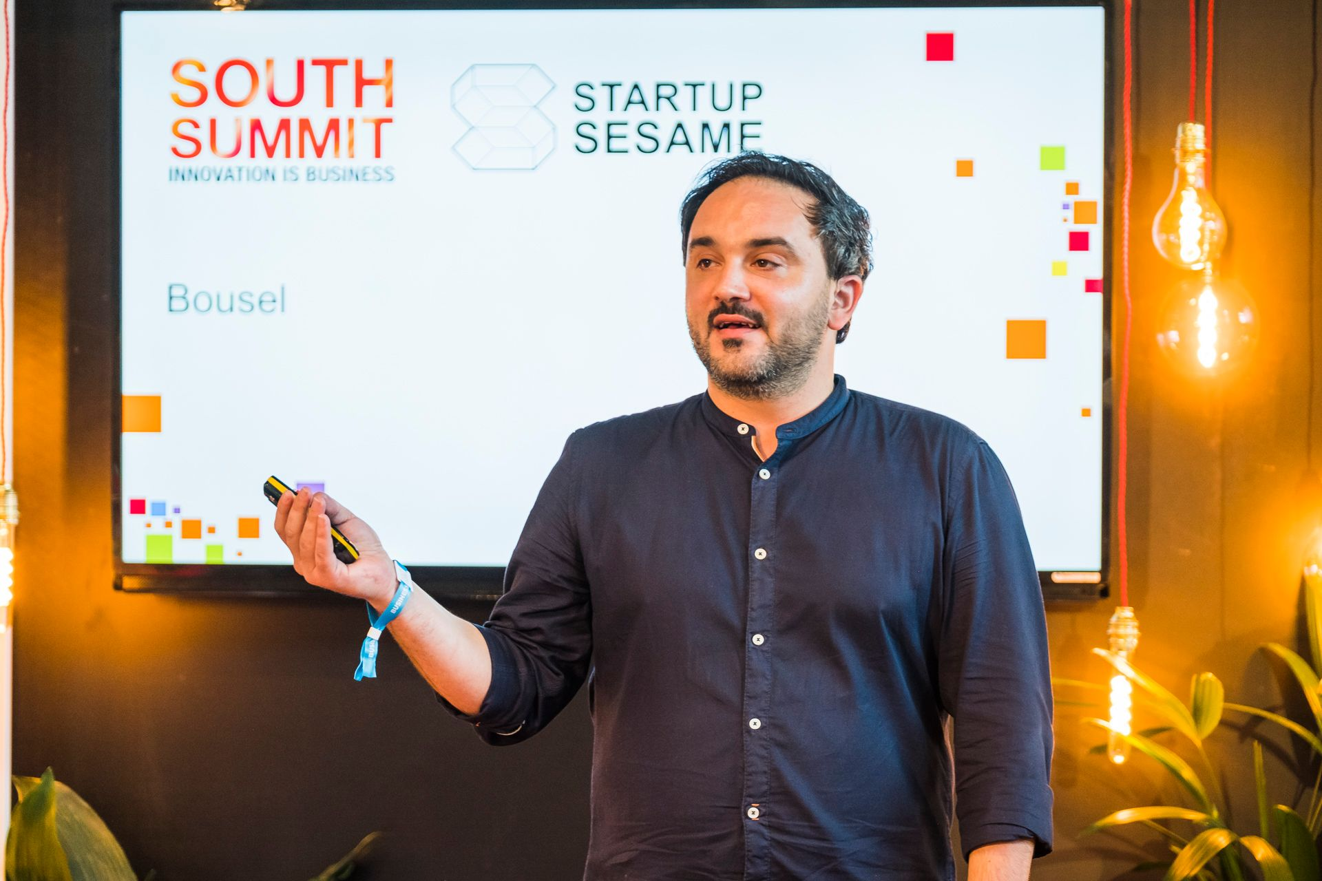 Ben Costantini at South Summit 2019